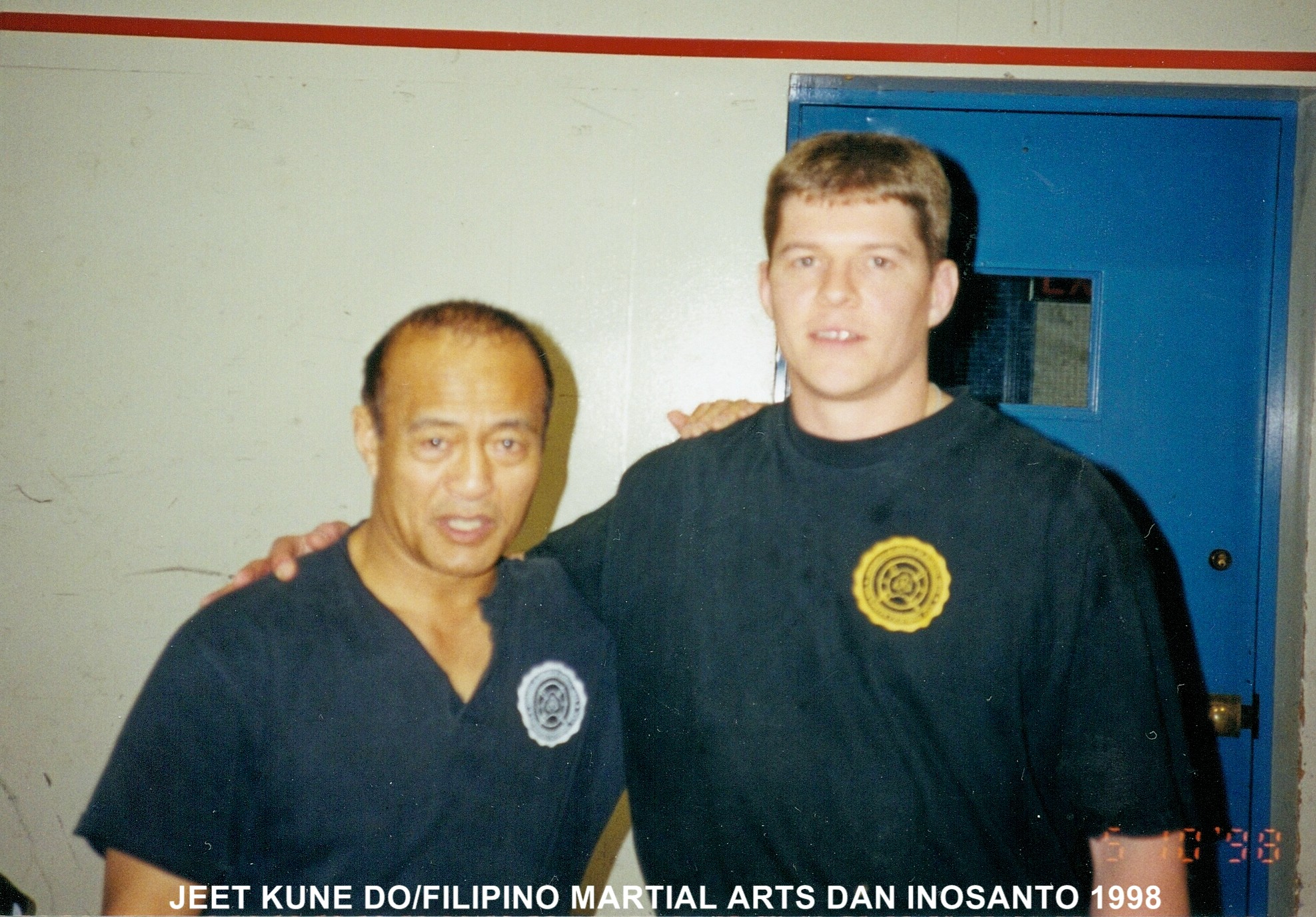 Dan Inosanto, Gary Herman tacticalfighting.ca