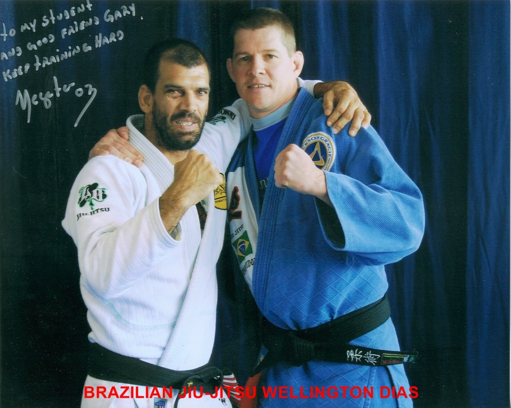 Megaton Dias, Gary Herman tacticalfighting.ca