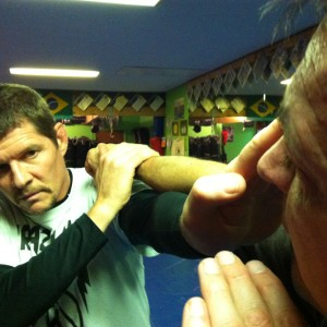 Gary Herman, Jeet kune do tacticalfighting.ca port coquitlam
